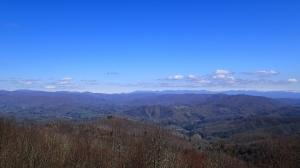 Ausblick vom Firetower